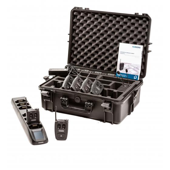 GUARDIAN REF 4 à 8 | Kit oreillettes HD pour la VAR