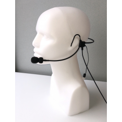 Boom-mic headset ATEX approved