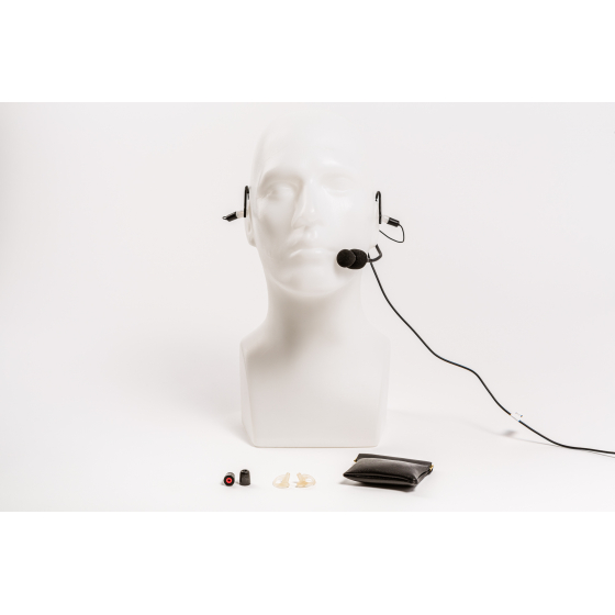 Micro-casque léger ATEX