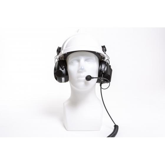 PELTOR TACTICAL XP HEADSET - SERRE NUQUE