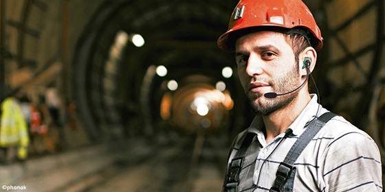 Systèmes de communication pour les services et l'industrie