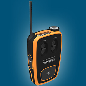 Mobile radio terminal Vokkero® Guardian