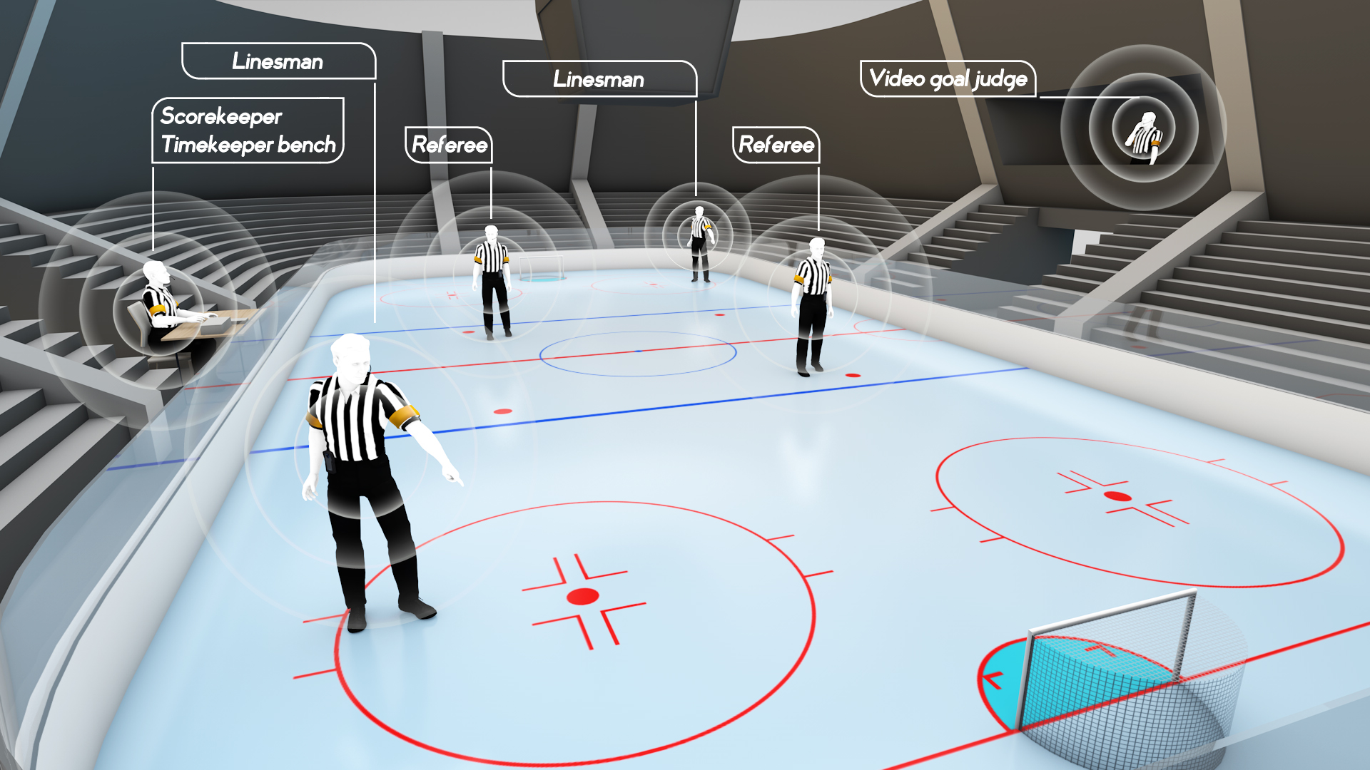 Vokkero Application Ice Hockey