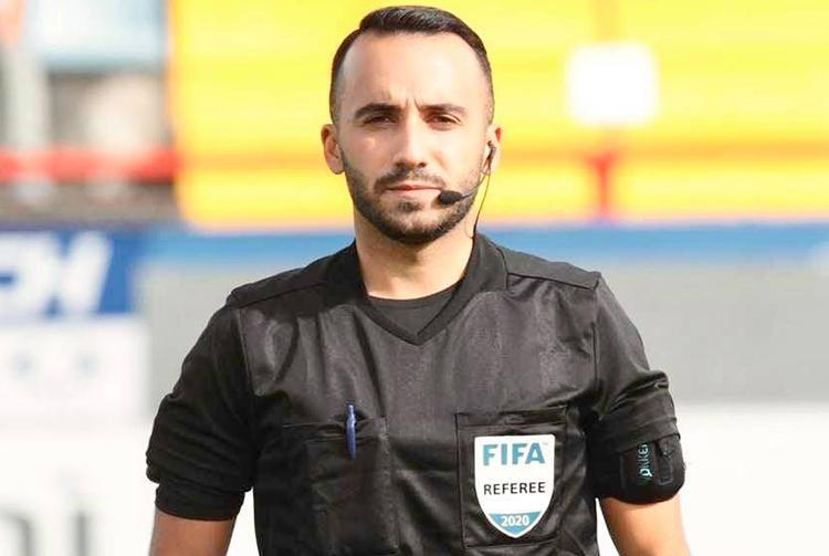 Sport referee headset