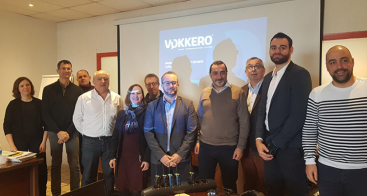 DUMONT SECURITE DISTRIBUTES VOKKERO FOR FRENCH FIREMENS!