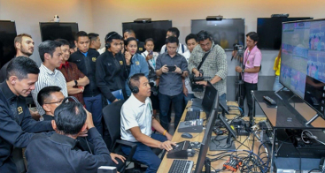 Vokkero provides the audio chain for VAR of the Football Association of Thailand