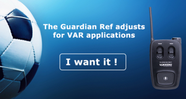 NEW: Guardian Ref adjusts for VAR applications !