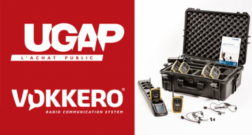 UGAP chose VOKKERO as radio communication device provider