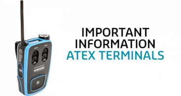 IMPORTANT: recall of certain Atex terminals