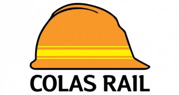 Vokkero on the railways with Colas Rail