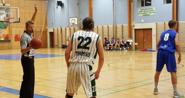 DENMARK BASKETBALL FEDERATION TRIES VOKKERO SQUADRA