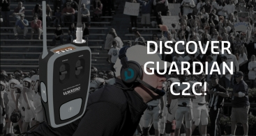 Vokkero launch GUARDIAN C2C!