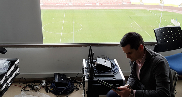 Vokkero participates in the deployment of the VAR of the Israel Foot Federation