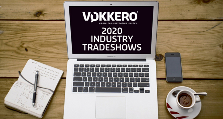 MARK YOUR CALENDARS: 2020 VOKKERO INDUSTRY TRADESHOWS