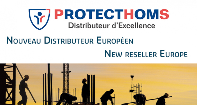 NEW RESELLER: PROTECTHOMS !